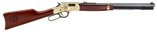 "Henry Big Boy Order of the Arrow Lever 44 Mag 20"" 10rd Walnut Stock/Brass"