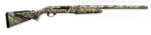 """Benelli M2 Field 20 Ga Shotgun, 26"""", Semi-Auto, Max-5 Camo, Comfortech Stock"""