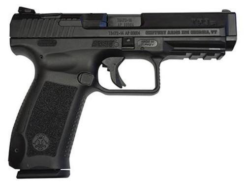 "Canik TP9SA Pistol 9mm 4.5"" Barrel, Accessory Kit, 2X18rd Mags"