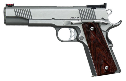 Dan Wesson Pointman 38 38 Super, Adjustable Sights,, rd,  9 rd