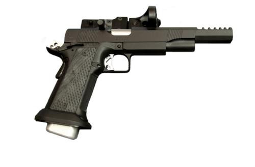 Dan Wesson Elite Series Havoc .38 Super, Black, C-More 21rd Mags