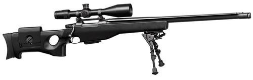 "CZ 750 Sniper 308 Win 26"" Barrel Synthetic Stock 10rd Detachable Mags"