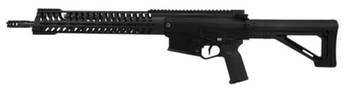 "POF Skirmish Heavy 308 16.5"" Barrel 14"" MRAIL Black 20rd Mag"