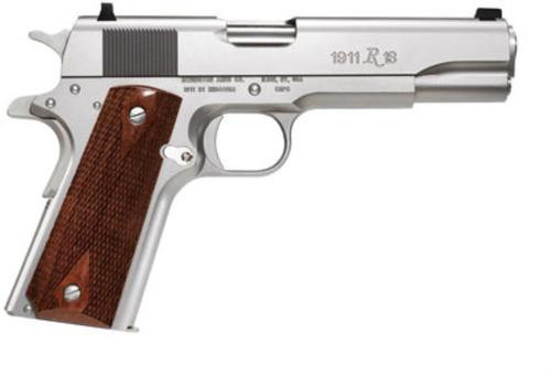 "Remington 1911 R1 Govt 45 ACP 5"" Barrel Stainless Steel Finish 7rd Mag"
