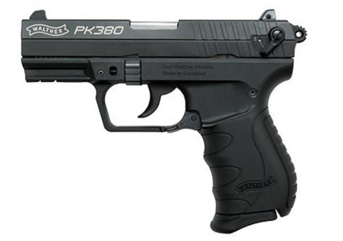 """Walther PK380, .380 ACP, 3.6"""", 8+1, USED, Good Condition"""