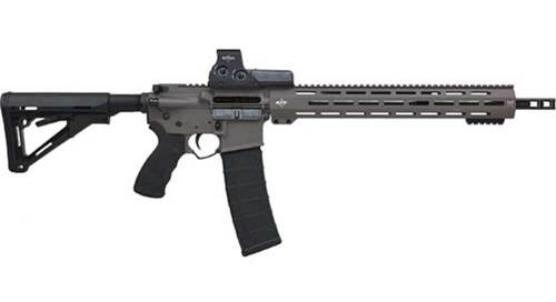 "Alex Pro AR-15 Carbine 223 Wylde 16"" Barrel, 512 EoTech Tungsten Cerakote Finish, 30 Rd Mag"