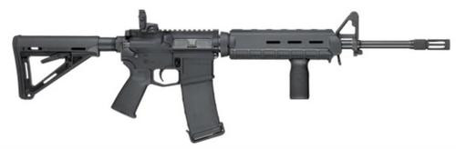 Smith & Wesson M&P15 5.56/223, Magpul MOE Mid Length, Black, 30 Round Mag