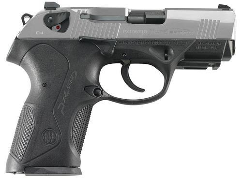 Beretta Px4 Strm F Cpt Inox 40SW, 10rd