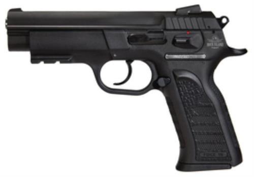 "Armscor, MAPP FS, Full SIze, 9mm, 4.6"" Barrel, Polymer Frame, Matte Black, Polymer Grips, Fixed Sights, 10Rd, 1 Magazine"