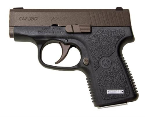 Kahr Arms Cw380 380acp Tungsten/poly Fs