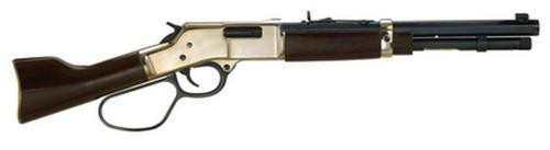 "Henry Mare's Leg Large Loop Lever Action .44 Magnum 12"" Octagon Barrel Hardened Brass Receiver Walnut Stock 5 Rounds"