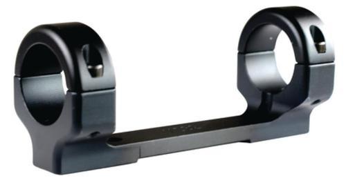 DNZ Ruger 10/22 1-Pc Low Base & Ring Combo, Matte Black