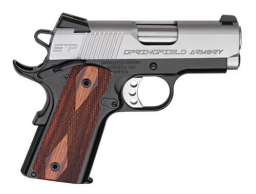 Springfield EMP 40SW 3IN Wood Grips