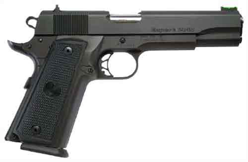 """Para Expert 10.45 45 ACP 5"""" FO,  Steel/Nitride Finish Black Poly Grips,  10 rd"""