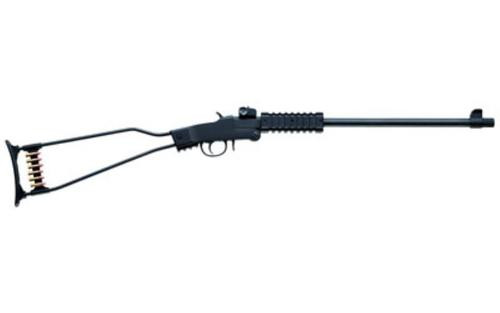 "Chiappa Little Badger 17HMR 16"" Barrel Wire Folding Stock, Rail"