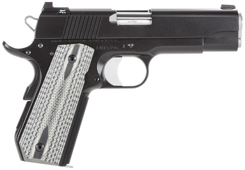 Dan Wesson V-BOB 45 ACP, Black, Commander Tactical, 2 Dot Tritium Sights 8rd mag