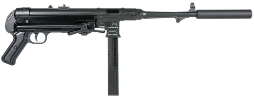 "GSG MP-40 22LR, 17"" Barrel, 28rd Mag"