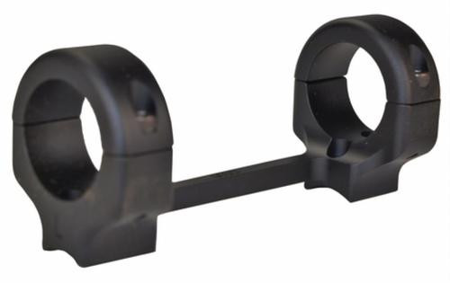DNZ Products Dnz Products Tube Mount Marlin 917V.925R One Inch Medium Height Right Hand Black