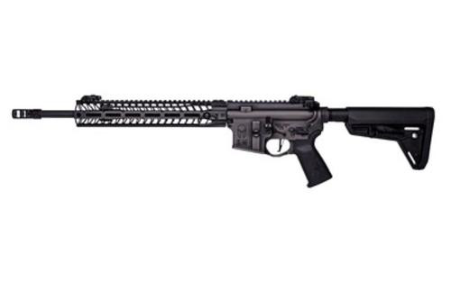"Spike's Tactical, Spartan AR-15 223/556, 16"" Chrome Lined Barrel Nickel Boron Coated Battleworn Finish, No Mag"
