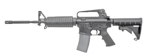 """Olympic Arms AR-15 Carbine 223/5.56 16"""" Barrel, 30 Rd Mag"""