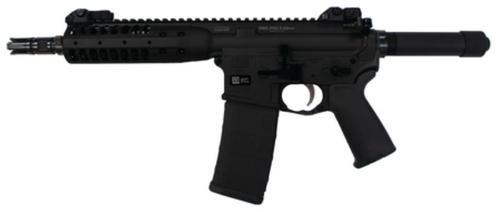 "LWRC PSD IC 5.56mm NATO 8.5"" Barrel Flash Hider Skirmish Sights Magpul Grip Black Parkerized Finish 30rd"