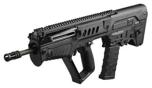 IWI TAVOR SAR Bullpup Rifle - Flattop 5.56 NATO, Black Stock, 16.5 1:7 Barrel, 30rd Mag