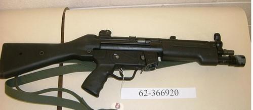 HK MP5A2 9mm *Rental*