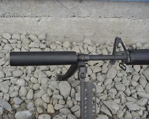 Tactical Innovations Tac-16 .223 Suppressor