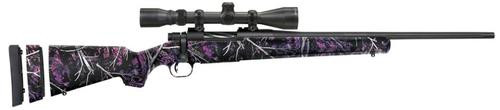 Mossberg Youth Patriot Rifle, .243 Win, Muddy Girl Camo, 3-9x40mm Scope