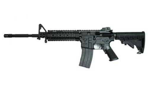 """Stag Arms Model 2TL, Left Hand AR-15, .223/5.56, 16"""", 30rd, Black"""