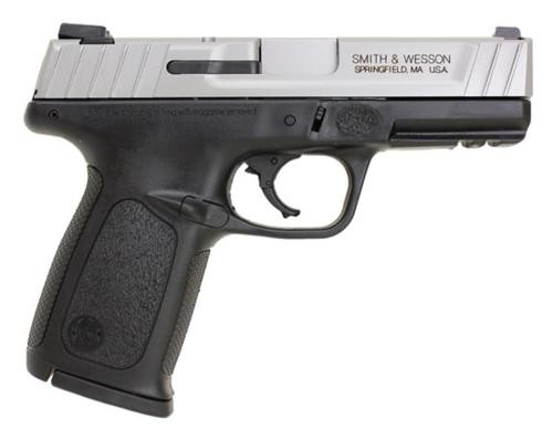 """Smith & Wesson SD VE Double 40 S&W, 4"""" Barrel, Black Polyme, 10rd"""