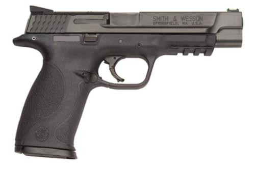 "Smith & Wesson M&P 40 Pro .40SW 5"" Melonite Finish, Fiber Optic Sights, 15 Round"