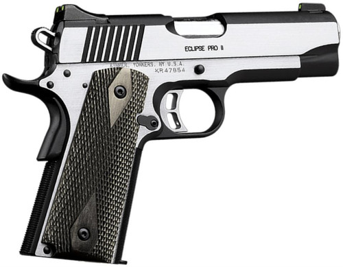 """Kimber Eclipse Pro II, 45ACP, 4"""", 8rd, CA Approved"""