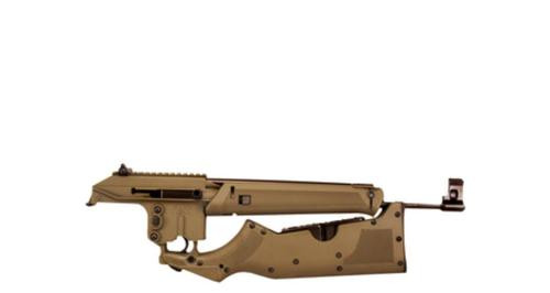 "Kel-Tec Lightweight Bravo Sport Utility Rifle .223 16"" Barrel Cerakote Tan Stock 10rd Mag"