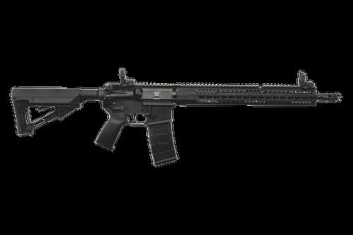 "Armalite M-15 Piston Rifle .223/5.56x45mm 16"" Isonite QPQ Treated Chromoly Barrel Magpul STR Adjustable Stock Black 30rd"