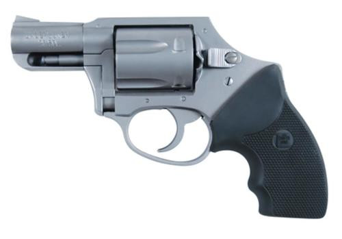 "Charter Arms Undercover, .38 Special, 2"", 5rd, DAO, Black Rubber Grip/Stainless"