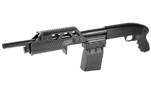 "Adaptive Tactical Sidewinder Venom Maverick 88 Pump 12ga 18.5"" Barrel,  Pistol Grip Stock,  5 rd"