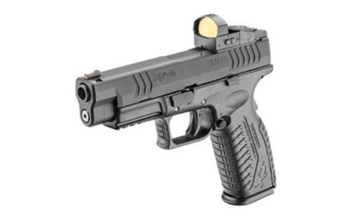 "Springfield XDM OSP 9mm Black 4.5"" Barrel With Vortex Venom Sight 19 Rd Mag"