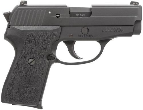 Sig P239 *MA Compliant* SA/DA 40 S&W 3.6 7rd NS Poly Grip Black