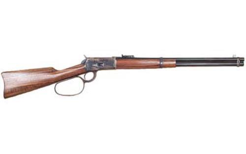"""Cimarron 1892 Winchester El Dorado 45 Colt, 20"""" Barrel, Color Case Hardened Receiver"""