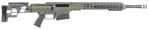 "Barrett Firearms MRAD Multi Role Adaptive Design .300 Win Mag 24"" Fluted Barrel Olive Drab Green Cerakoted Receiver10rd"