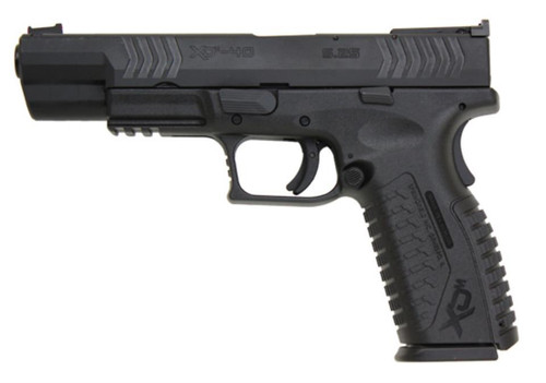 """Springfield XDM Competition, .40 S&W, 5.25"""", 16rd, USED, Good Condition"""