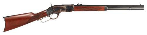"Taylor's 1873 Comanchero Rifle, .45 Colt, 20"", Walnut Stock, Case Hardened"