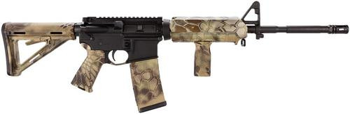 "Colt AR-15 5.56 NATO 16.1"" Barrel, Magpul Kryptec Highlander Furniture, 30rd"