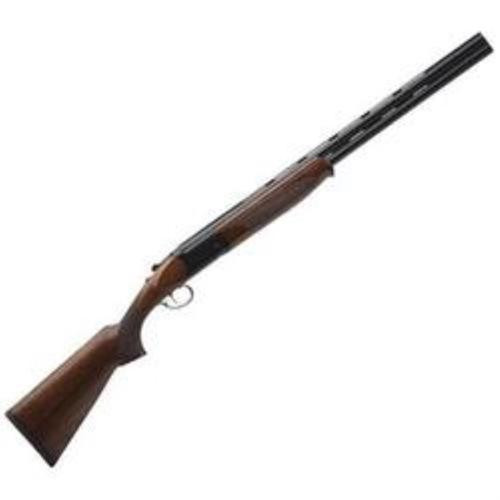 "Savage Stevens Model 555 Over/Under Break Action, 28 Ga, 26"", 3"" Chambers, Walnut Stock"