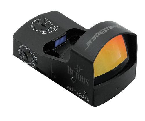 Burris FastFire 1x 21mm Obj Eye Relief 8.0 MOA Matte Black