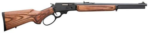 "Marlin Model 336BL Big Loop Lever Rifle 30-30 18"" Barrel Blued Laminate Stock"