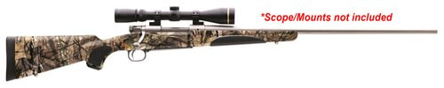 "Winchester Model 70 Ultimate Shadow Hunter .308 22"" Matte SS Barrel Mossy Oak Country Camo"