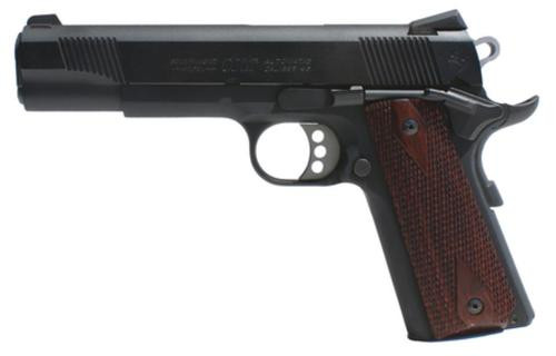 Colt 1911 Government 45, Lightweight, Carbon Blue Slide
