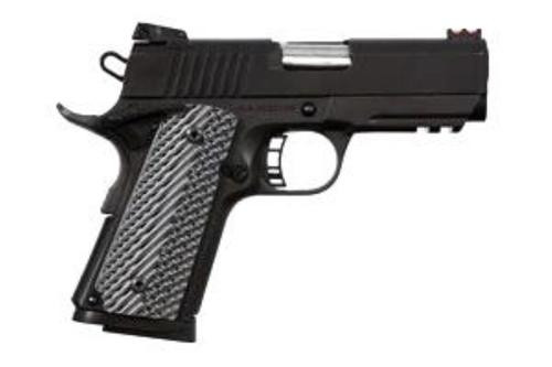 "Rock Island Armory M1911-A1 CS Tactical 2011, 45 ACP, 3.5"", Parkerized, 8rd, G10 Grips"